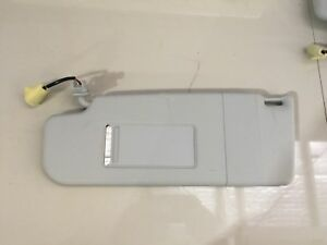 Genuine-2013-Volkswagen-POLO-77-TSI-10-14-LEFT-PASSENGER-SIDE-SUN-VISOR
