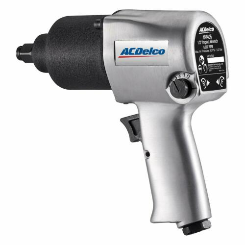 """Heavy Duty 1//2/"""" 8,000 RPM Speed Tools Air Pneumatic Impact Wrench Twin Hammer"""