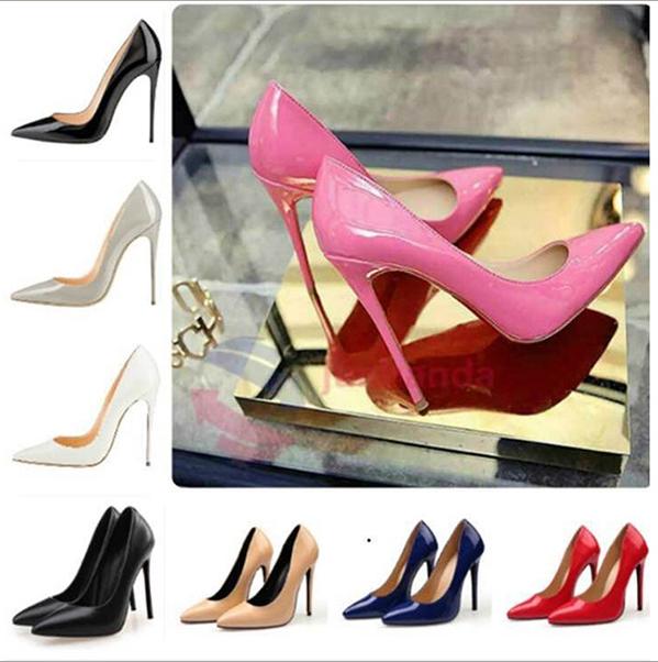 Stöckelschuhe Damen Elegante Platform Pumps High Heels Stiletto Party Farbwahl