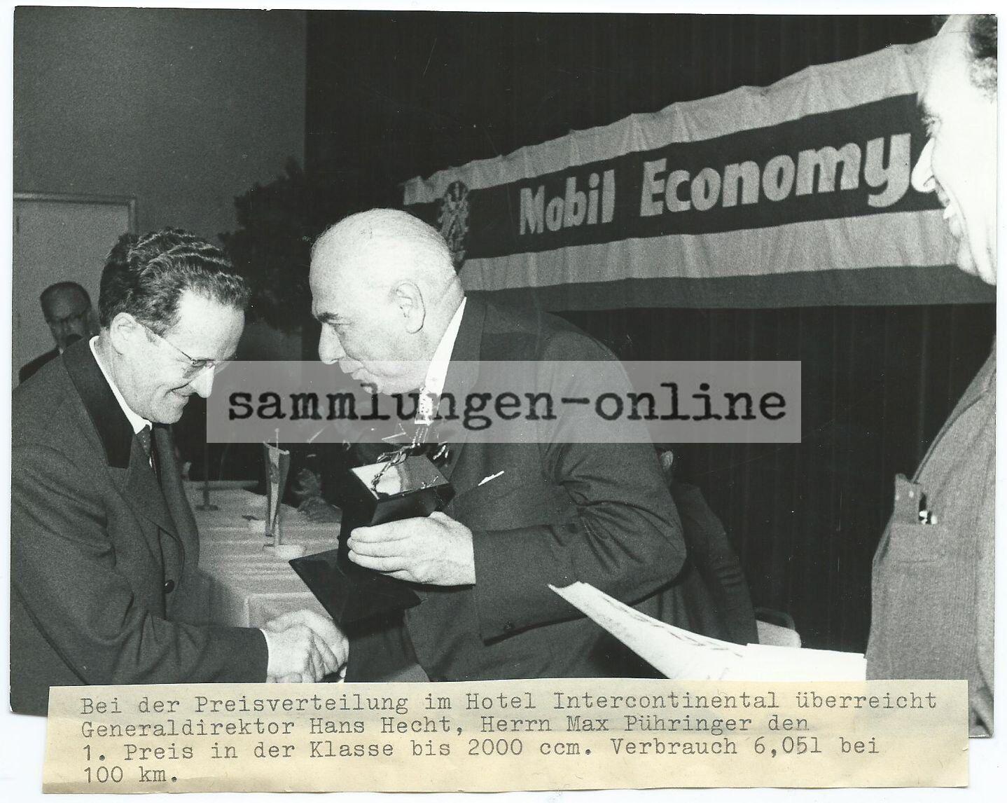 MOBILE ECONOMY RUN 1970 cérémonie cérémonie cérémonie de remise des prix Photo auto Photographe 96651f