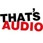 thatsaudio