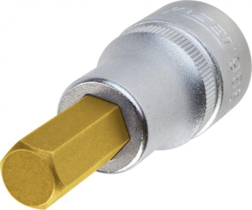 HAZET Steckschlüsseleinsatz 19mm 1//2 Zoll 12,5mm Sechskant 986-19