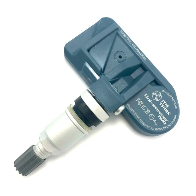 ITM TPMS Tire Pressure Sensor 433MHz Metal For 2018-2020