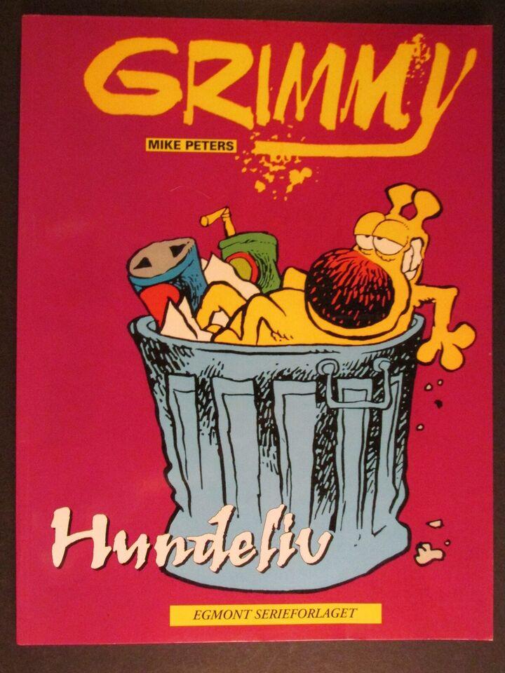 Tegneserier, Grimmy Album nr. 1 Hundeliv