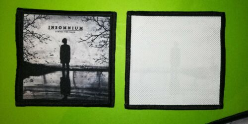 PL0082 Patch Patches Aufnaher Toppa Sew on 10 10 cm Insomnium 2