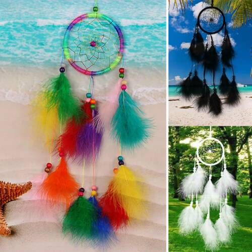 Dream Catcher Handmade Wall Hanging Large Home Bedroom Dreamcatchers Xmas Gifts