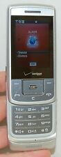Samsung SCH-U650 Sway Cell Phone Slider Style Dial Out for Verizon Wireless CDMA