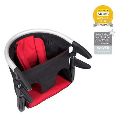 Phil & Teds langosta v2 Portátil Bebé Asiento de la silla alta (rojo)   eBay