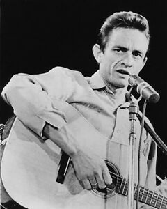 1964-American-Singer-JOHNNY-CASH-Glossy-8x10-Photo-Country-Music-Print-Portrait