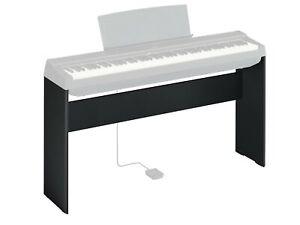 Copieux Yamaha L-125b Piano Numérique Stand-afficher Le Titre D'origine 100% D'Origine