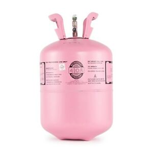 Details about R410a Refrigerant in 25lb Disposable Tank - 40 cylinders - 1  pallet FREE SHIP