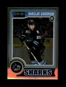 2014-15 O-Pee-Chee Platinum #172 Barclay Goodrow RC Rookie (R1264)