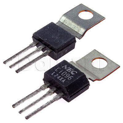 2SC1096 Originale nec Transistore TO-202/'/' Immagine Per Rif /'/' /'/' UK Azione/'/'
