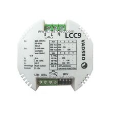 Vadsbo LCC9, Driver & Dimmer for constant current and constant voltage LEDs, 9W