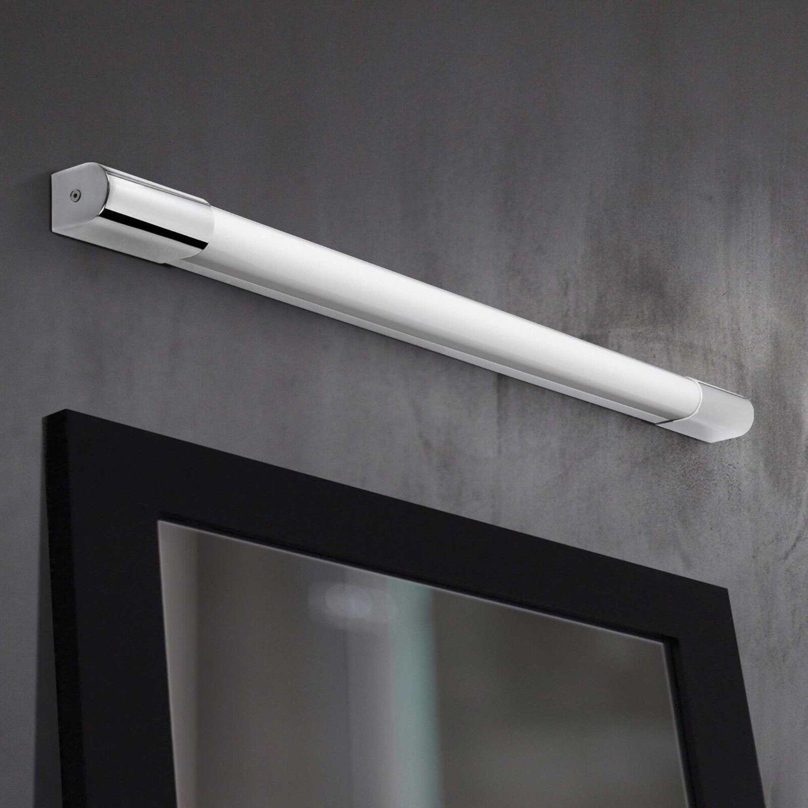Wofi LED-Wandleuchte Clayton 1-flg Chrom Bad Röhrenleuchte 9 Watt 640 Lumen