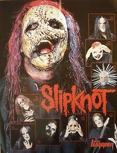 Slipknot-Blind-Guardian-1-Poster-Plakat-45-cm-x-58-cm