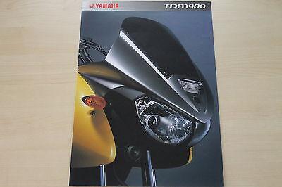 Ebay Motors Car & Truck Manuals Initiative 165619 Yamaha Tdm 900 Prospekt 2002 Quell Summer Thirst
