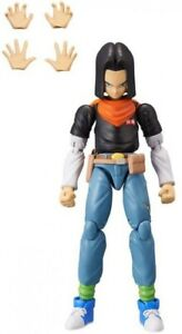 Dragon-Ball-SUPER-Stars-Android-17-Wave-10-Action-Figure-New