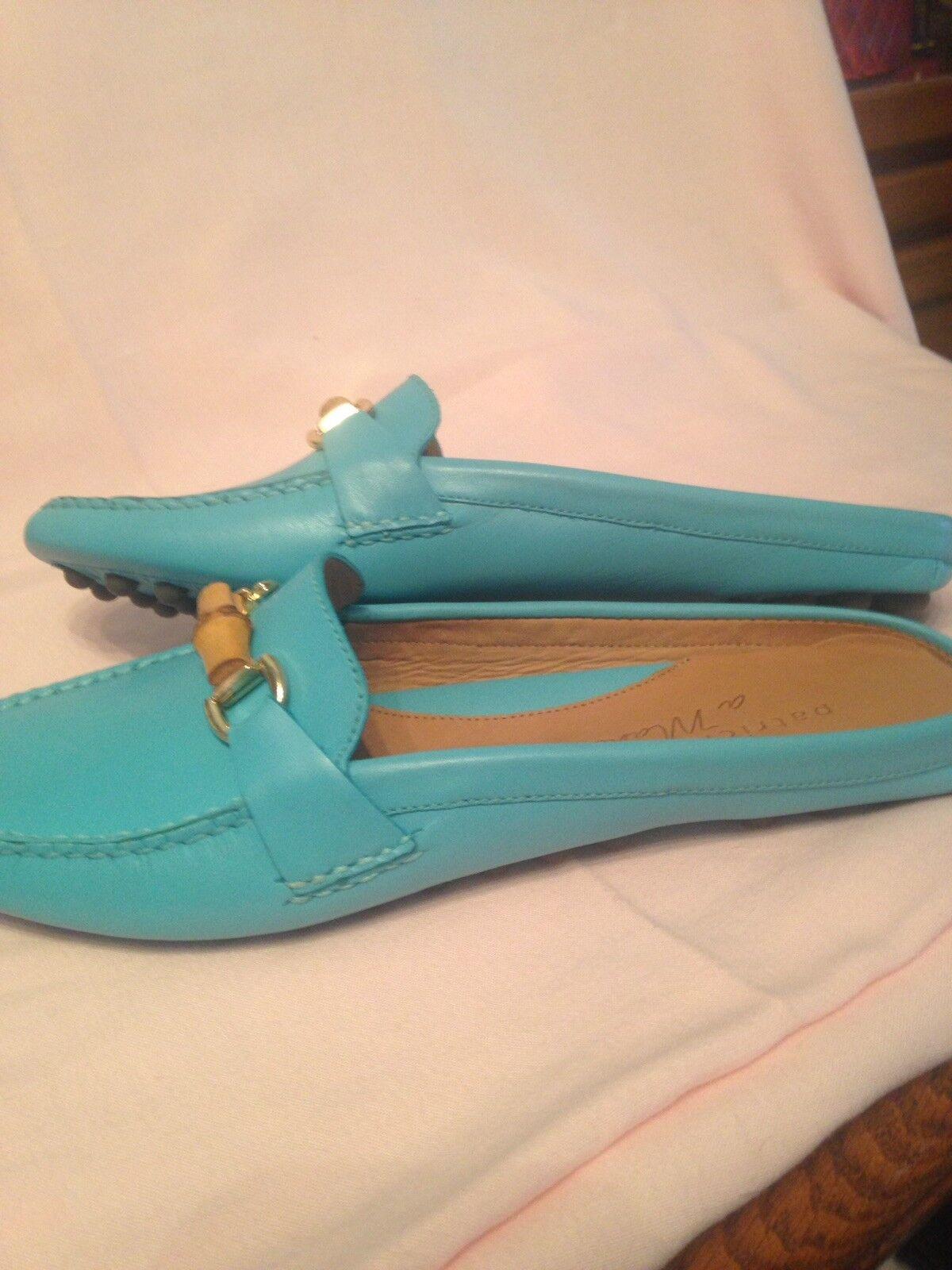 Patricia Patricia Patricia Green Slip On Mule shoes 8M 0a11c6