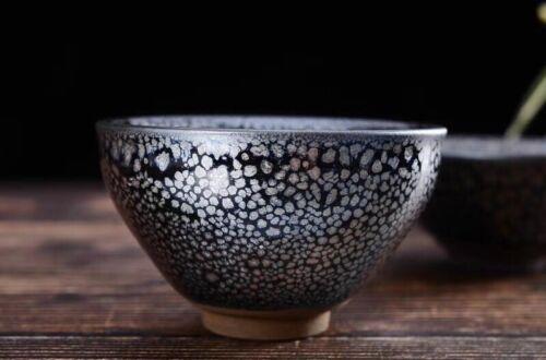 JZ0073 Chinese JianZhan Tea Pot of Popular TENMOKU tea cup Coffee cup