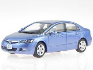 Honda-Civic-2006-blue-modelcar-PRD428-PremiumX-1-43