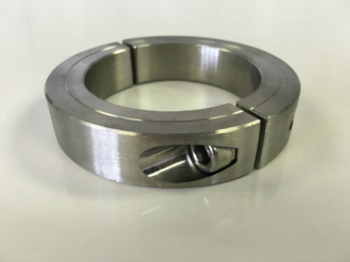 (1pc) 3 Inch Stainless Steel Double Split Shaft Collar - 2SSC-300