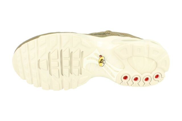 5ad9183bd3 Nike Air Max Plus Breathe Tn1 Tuned Men's Sneaker 9 D(m) US Trooper Summit  White 200 for sale online | eBay