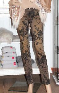 Pants Lucky imprim New Gr Maja w30 Star Jean EwEnOxpq41