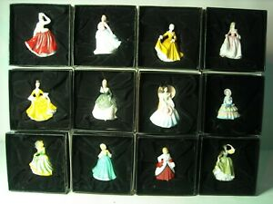 Choose-ONE-OR-MORE-Royal-Doulton-MINIATURE-FIGURINES-Figurine