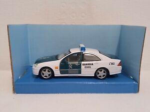 Cararama-Policia-Nacional-Mercedes-Benz-Clase-C-VEH-CULO-DE-DIECAST-ESCALA-1-43