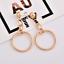 Fashion-Women-Girls-Earrings-Cute-Geometric-Ear-Stud-Drop-Dangle-Jewelry-Gifts thumbnail 79