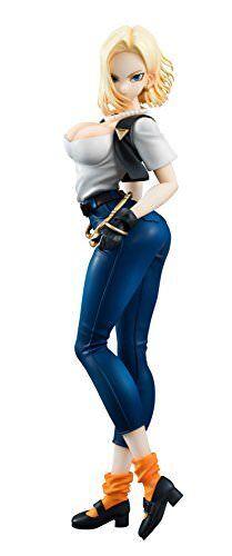 Megahouse Dragon Ball DB Gals Android 18 Version 2 PVC Figure