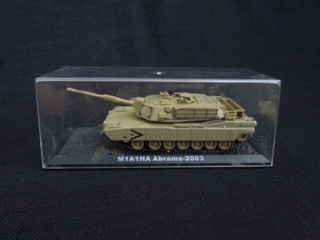 M1A1HA Abrams Diecast ALTAYA / IXO 1:72  USA 2003