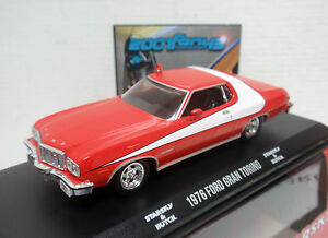 FORD-GRAN-TORINO-1976-STARSKY-amp-HUTCH-1-43-GREENLIGHT