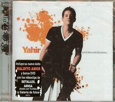 YAHIR - Con El Alma Entre Las Manos - CD - NEW