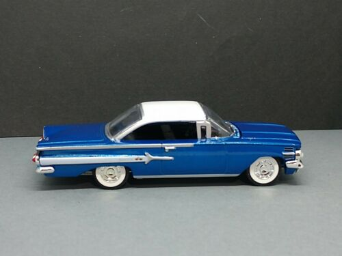 1960 /'60 CHEVROLET CHEVY IMPALA ADULT COLLECTIBLE 1//64 SCALE LIMITED EDITION