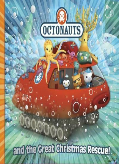 Octonauts and the Great Christmas Rescue,Simon and Schuster