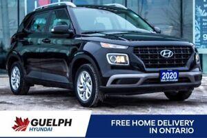 2020 Hyundai VENUE Preferred-Alloys| Push Start| Remote Starter| 15 to Choose From