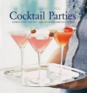 Williams-Sonoma-Entertaining-Cocktail-Parties-ExLibrary