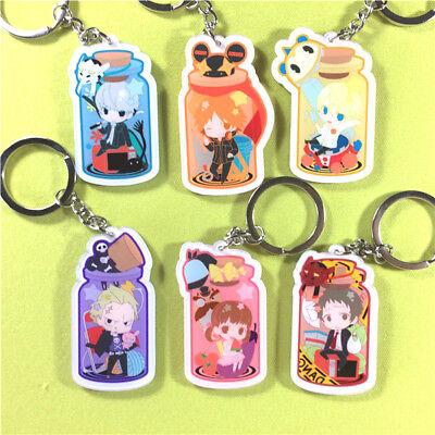 Persona 4 Golden Yukiko Amagi Izanagi Pinched Key Chain Game Keychain Strap Be