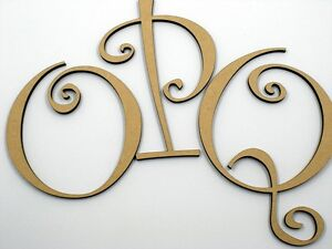 25cm Large Wooden Letter Words Wood Letters Alphabet Name Wedding Home Har