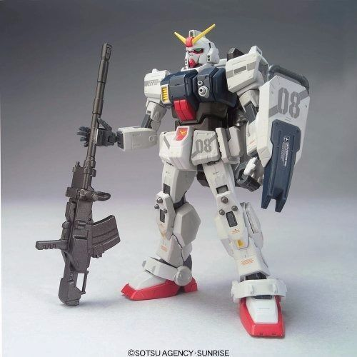 Hcm pro 38-00 Rx-79 [G] Gundam Erd Typ 1 200 Aktion Figur The 08 Ms Team Neu