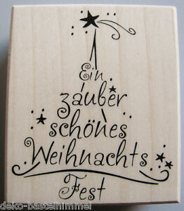 ein zaubersch nes weihnachtsfest stempel embossing. Black Bedroom Furniture Sets. Home Design Ideas