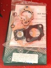 FIAT UNO RITMO REGATA-KIT REVISIONE CARBURATORE COMPLETO - SOLEX 30/32 32/34 CIC