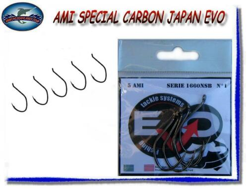 1660.30 PESCA 5 AMI SPECIAL SERIES EVO FISHING N°3//0 FEU