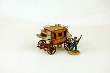 Old West Cowboy STAGE COACH  25mm, 28mm Terrain & Accessories, D047