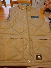SAMPLE NBA All Star Adidas Vest JACKET 1 OF 1 PE RARE with hidden pocket! psny