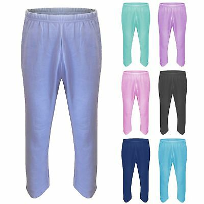 Ladies Womens Jogging Pyjama Bottoms Jog Sweat Pants Sleeping Bottom HüBsch Und Bunt