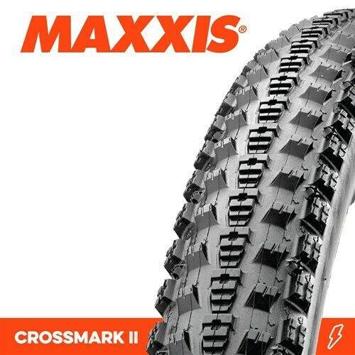 "Maxxis Mountain Bike Crossmark Tyres II 27.5 x 2.10/"" MTB Tyres MTB Best x 2 Tyre"