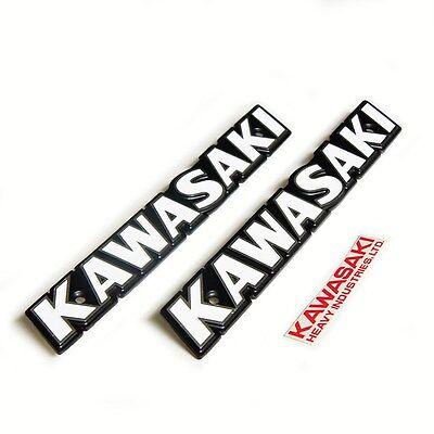Kawasaki petrol gas fuel TANK EMBLEM (( size 122mm ))  z1 kz1000 ltd kz900 kz400